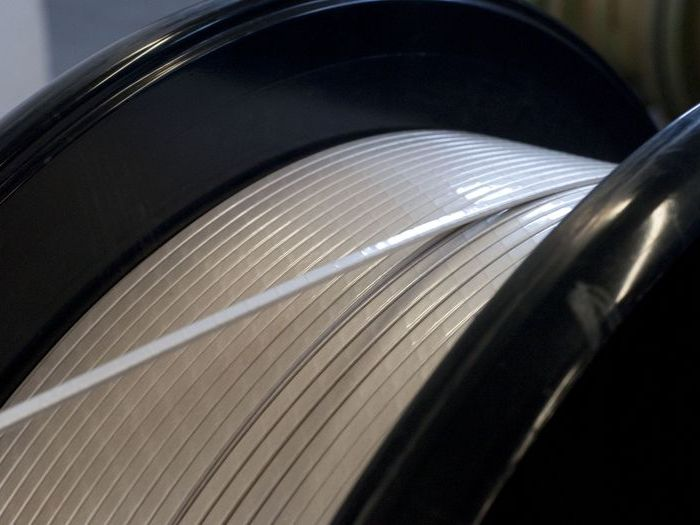 Wire insulated with mica film